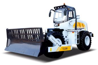 TL210H Wheel Bulldozer